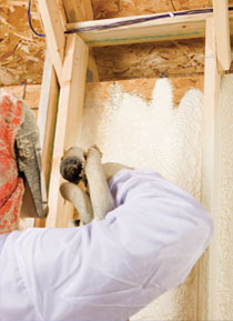 St. Louis Spray Foam Insulation Services and Benefits
